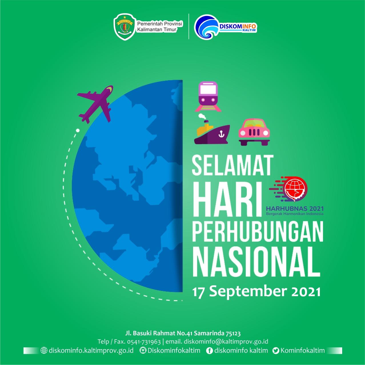 Hari Perhubungan Nasional Indonesia