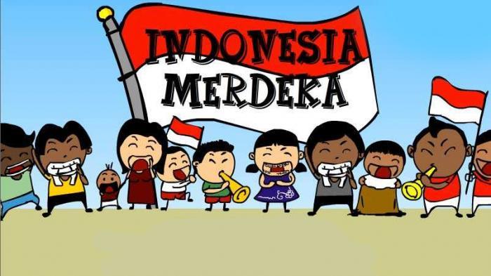 Gambar Ilustrasi Tema Kemerdekaan Indonesia Makna Kemerdekaan Di Hati Mereka Diskominfo Kaltim